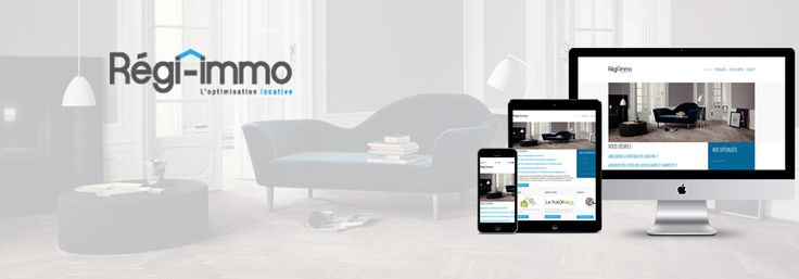 Site internet Régi-Immo