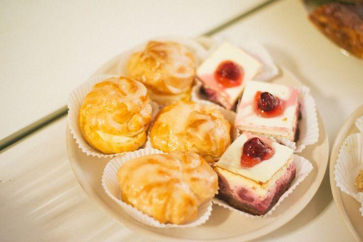 delicious cakes by Café Šlágr
