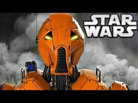 The ORIGINAL Mr. Bones Droid - Psychotic HK-47 - #Star #Wars Explained https://www.youtube.com/watch?v=6CRVXWGiGZg