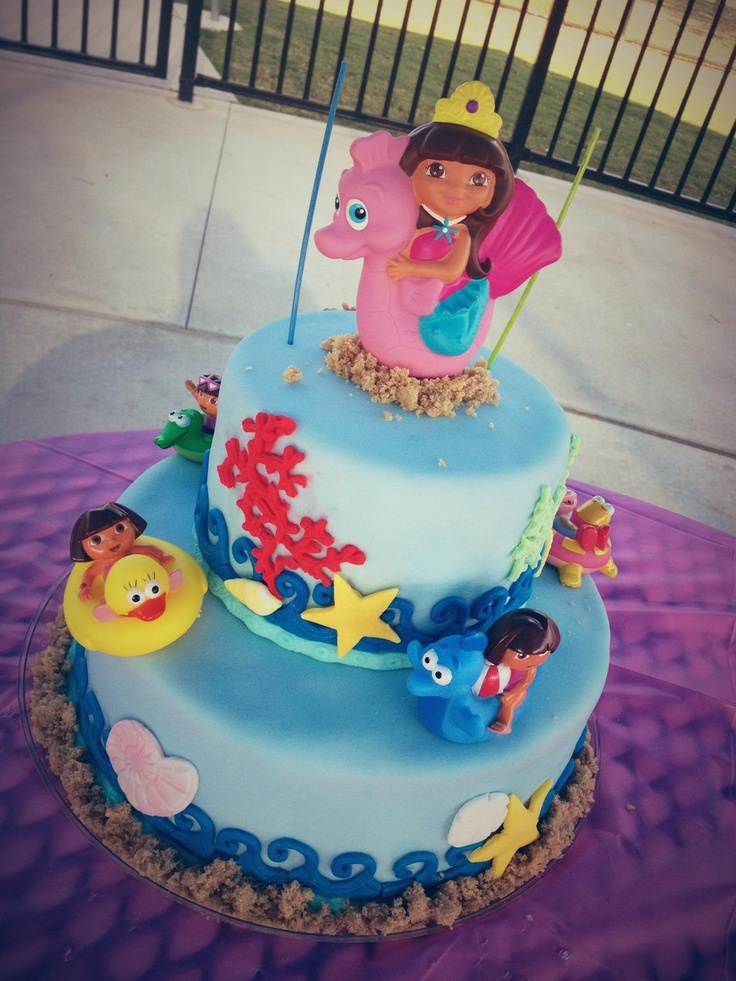 1093 Best Images About Dora Birthday On Pinterest