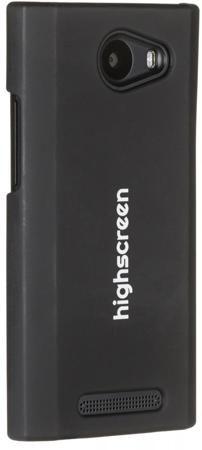 Highscreen Highscreen для Zera S Power  — 690 руб. —  Клип-кейс Highscreen отличается лаконичным дизайном, который гармонично впишется в повседневный или деловой образ владельца. Надежность защиты гарантирована плотным креплением на защелках и устойчивыми к истиранию материалами, надолго сохраняющими привлекательный внешний вид. Форма чехла сохраняет доступ к разъемам и объективу камеры, что дает возможность использовать все возможные функции мобильного устройства.