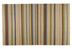 surya frontier rug taupe stripe