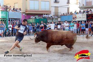 torodigital: Moncofa continúa las fiestas con un toro de La De...