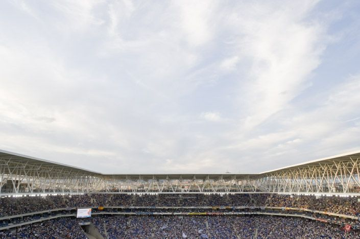 Estadio Fútbol Espanyol : pedropegenaute