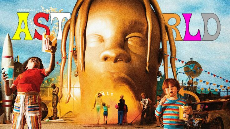 Made A Wallpaper With The Official Astroworld Cover Art For Desktop Users 1920x1080 Need Trendy Iphone7 Travis Scott Wallpapers Travis Scott Album Cover Art