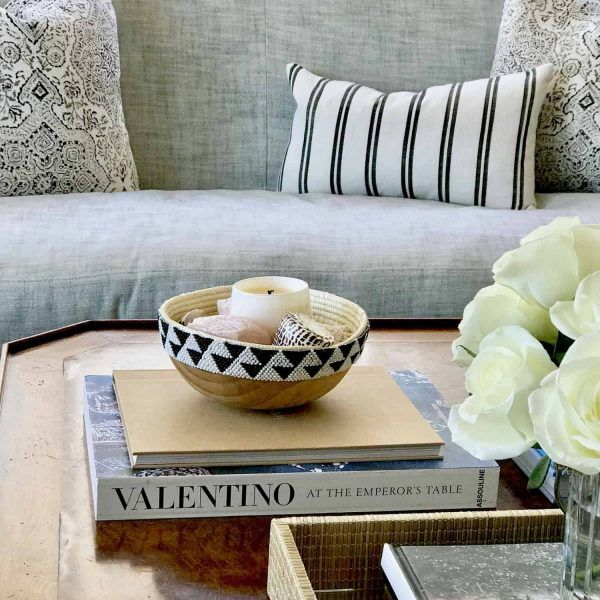 Southern California Global Style And Barbecue Menu Classic Casual Home Recipe Global Style Coffee Table Styling Black And White Decor
