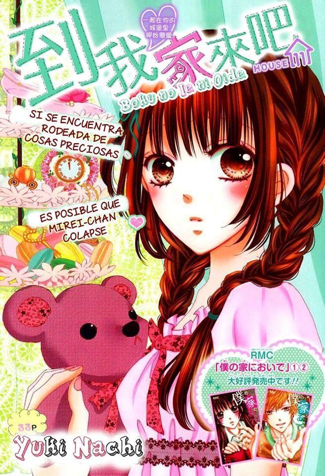 Boku no Ie ni Oide Capítulo 11 página 1 - Leer Manga en Español gratis en NineManga.com