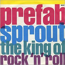 The King Of Rock 'n' Roll - Prefab Sprout (Kitchenware) No. 7. (1988) Peter Kay's Car Share Series 1