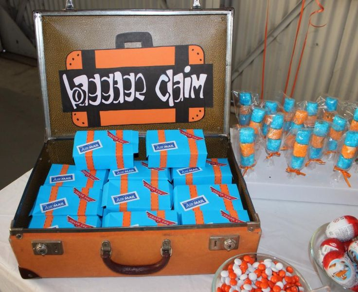 Disney Planes Birthday Party | Kids Party Space
