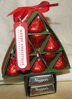 cute for the small gifts you give...hostess gifts, coworkers, etc...could add a gift card to make it more valuable