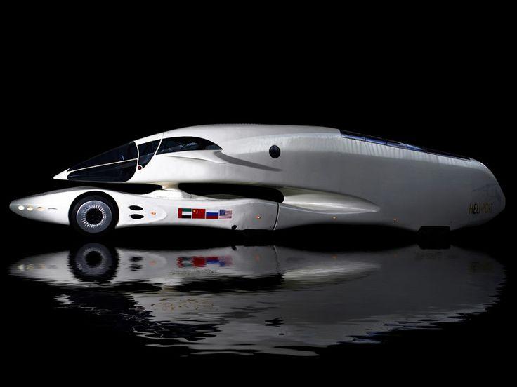 Colani Biodynamic Tanker