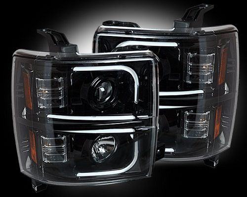 #Recon Unique Truck Lighting Components has a great selection of #Chevy_Silverado_truck_accessories at low prices.