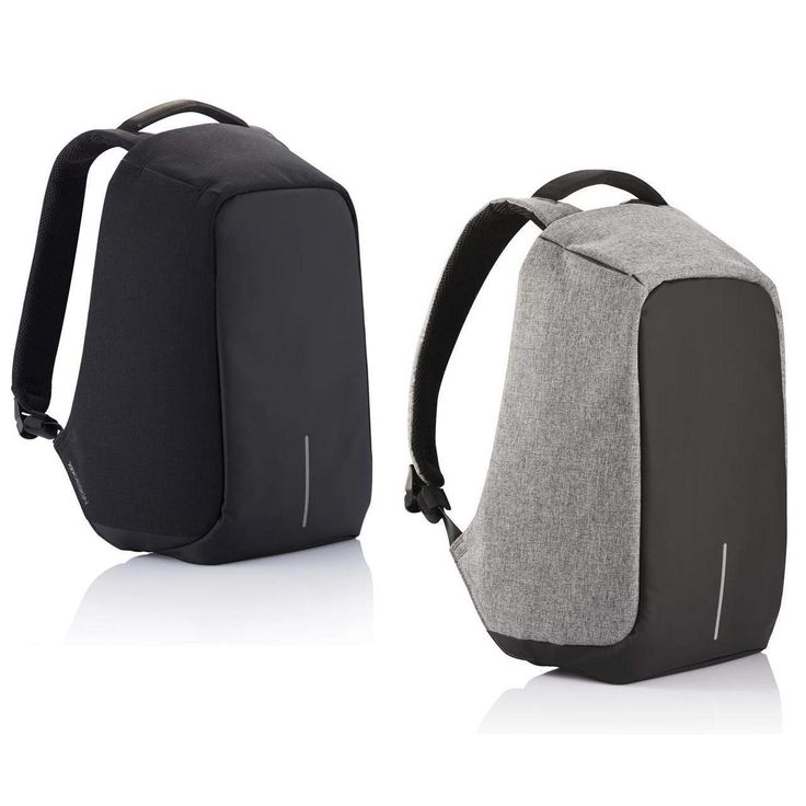 The Design Gift Shop - XD DESIGN | Bobby Anti-Theft Backpack   Power Bank | Grey or Black, $188.90 (http://www.thedesigngiftshop.com/xd-design-bobby-anti-theft-backpack-power-bank-grey-or-black/)