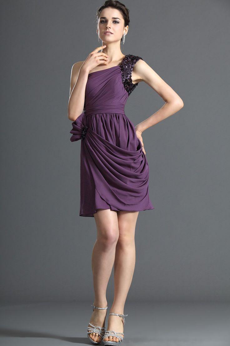 15 best Purple Party Dress images on Pinterest | Party wear dresses ...