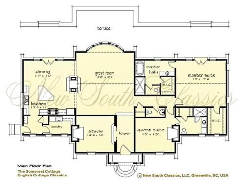 17 best images about cozy cottage on pinterest craftsman Storybook cottages floor plans