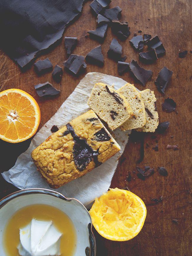 Coconut Orange Bread // The Kitchy Kitchen #recipe #food