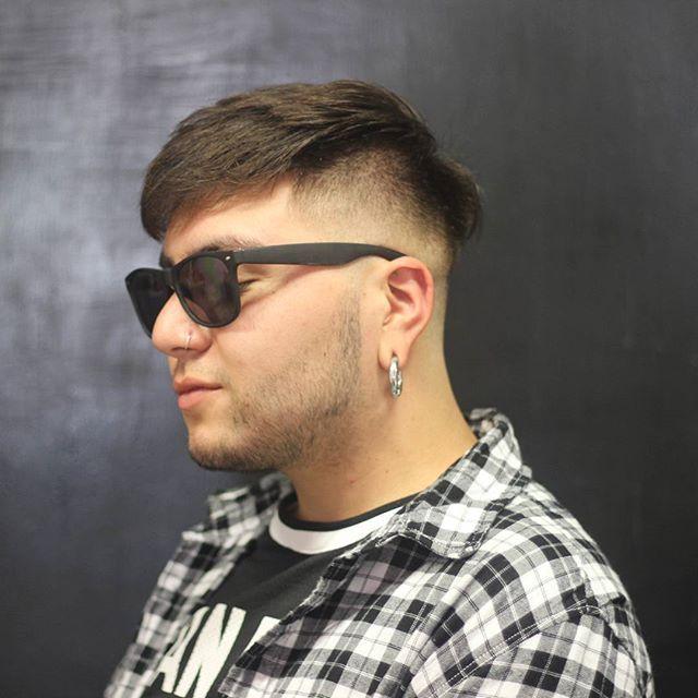 Corte por @malena_barber #bobstdo #bobheadmalena #haircut #menhaircut #menhairstyle #barber #barbershop #barberia #scl #lastarria