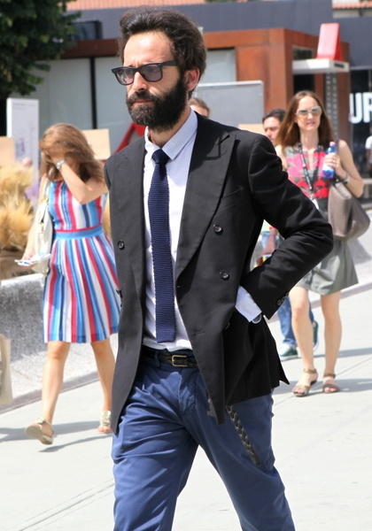 Floransa yaz sokak modası erkek by GQ Türkiye