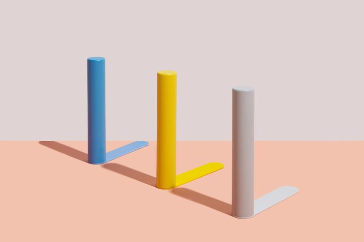 Slim Bookends by Good Thing Kenyon Yeh Design