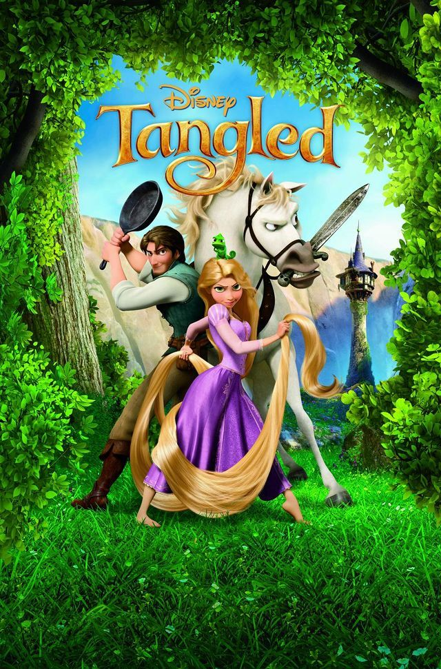 Tangled 2: Why Disney Never Continued The Story of Rapunzel | moviepilot.com Makes sense but I still wanted a sequel