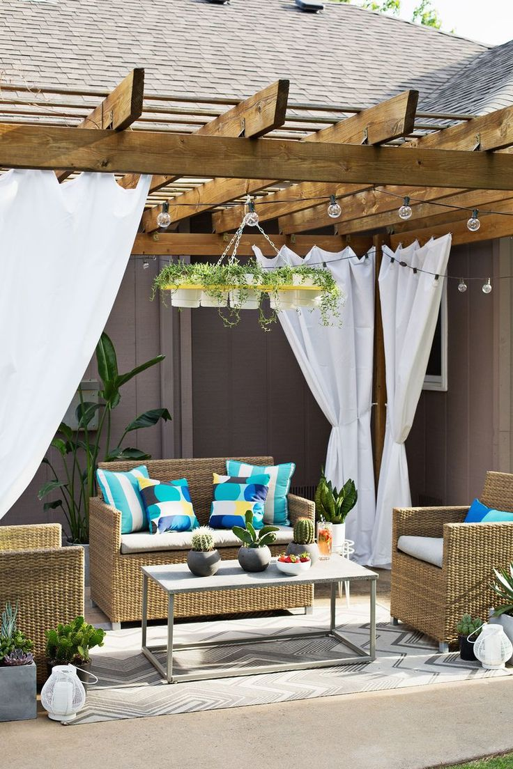 Design your own pergola woodworking projects plans for Design your own pergola