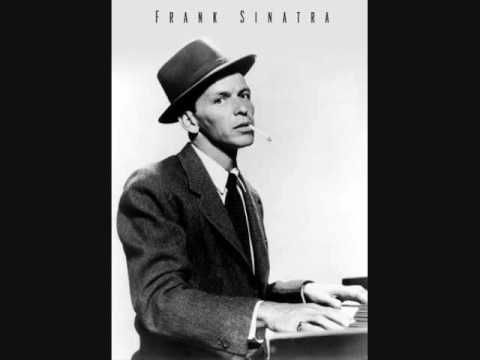 """""""Come Fly With Me"""" by Frank Sinatra.  Obviously I'm going to need someone to come sing some Sinatra along with the band."""
