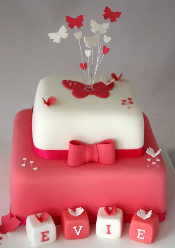 butterfly cakes | Butterfly Cake » Vanilla Bean Cake Company  | followpics.co