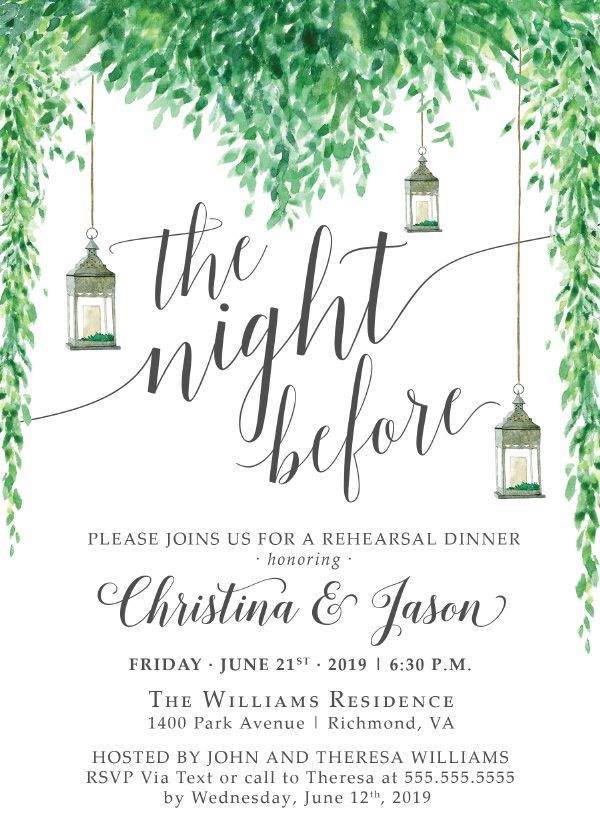 image about Printable Rehearsal Dinner Invitations identified as Rustic Rehearsal Meal Invites Published or Printable