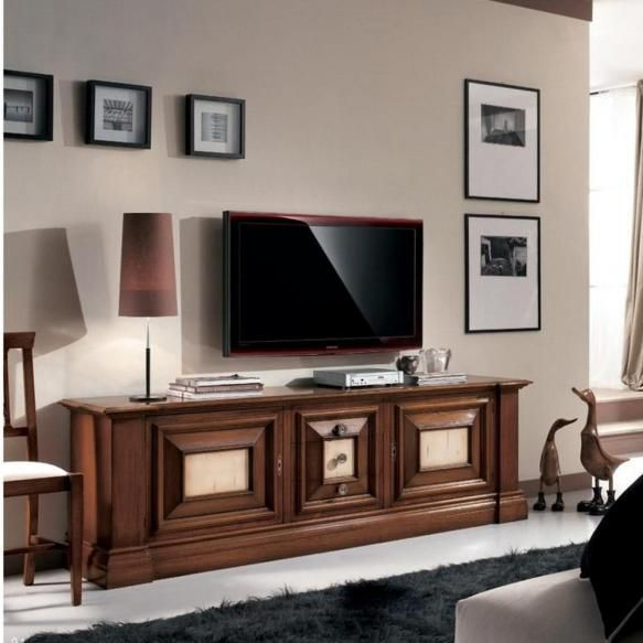 Suport TV Suport TV cu fronturi in contrast - 5013/G    Lemnul de plop, rezistent si totodata usor de prelucrat pentru a capata viata, poate fi...