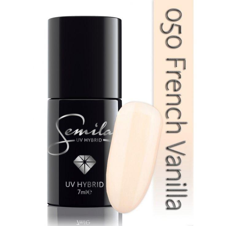 Ημιμόνιμο μανό Semilac - 050 French Vanilla 7ml - Semilac | Προϊόντα Μανικιούρ - Πεντικιούρ Semilac & Ημιμόνιμα.
