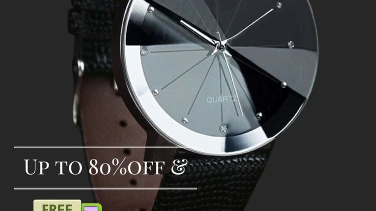 Elegant Watch On Sale Now & Free Shipping 🚚 Overstacked.. 🚩  On SALE NOW ... High-End Watches & Men Jewelry  Check 'em out here     http://rusticnova.net/MenWatchCollection Up to 80% Off & FREE SHIPPING 🚚Limited Quantities Hurry SALE Ends Soon Share Like Or Tag a Friend 😎
