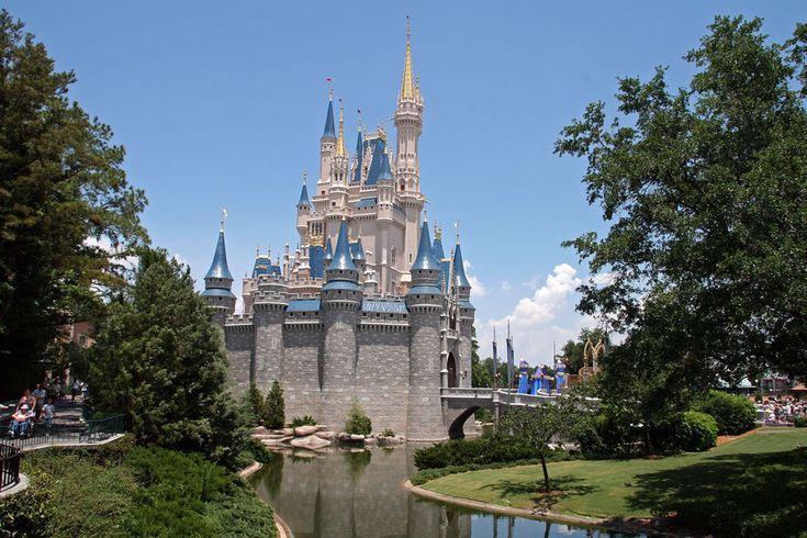 I've never been to Disneyworld!