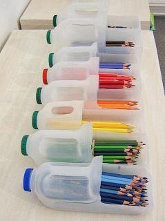Organizador de colores... Para las maestras de preescolar