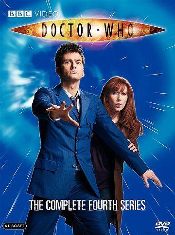 Doctor Who (2005) - Saison  4 affiche