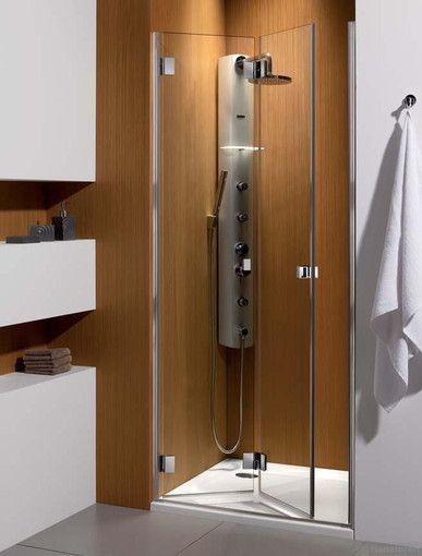 Carena DWB Radaway drzwi wnękowe 693-705x1950 chrom szkło przejrzyste lewe - 34582-01-01NL