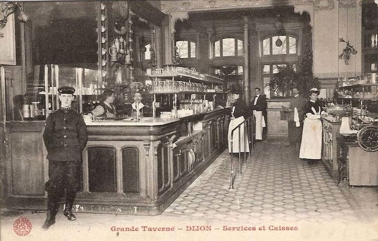 Grande taverne - Dijon/France