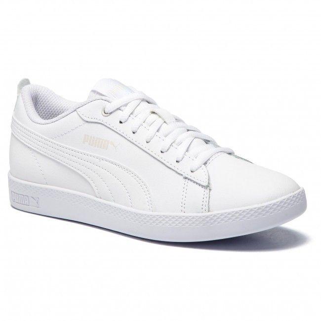 White Puma Smash Sneakers Puma Sneakers Puma Sneaker