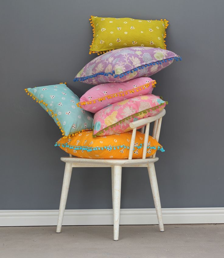 Cushion Cover by Tan Living