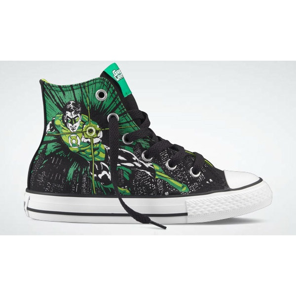 Converse All Star Chucks UK 5 UE 375 BATMAN JOKER DC COMIC Limited Edition