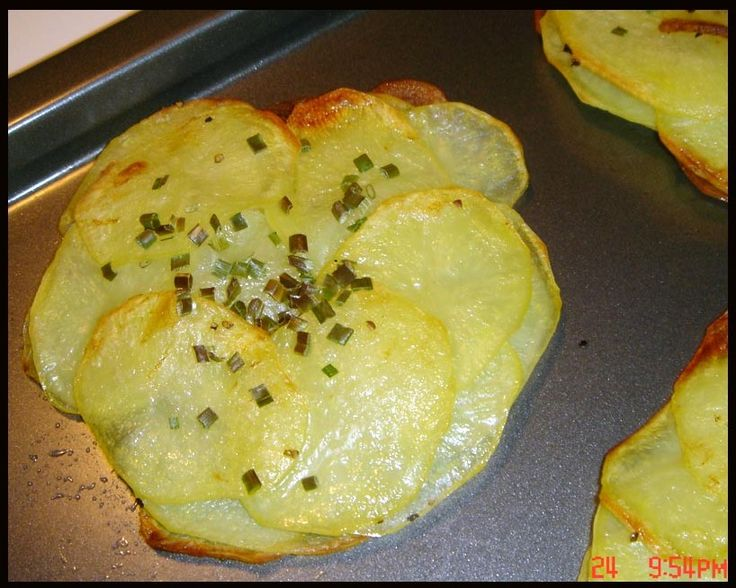 Potato Galettes