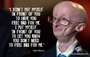 Sam Berns: Philosophy To A Happy Life #gratitude #happylife #liveinthemoment