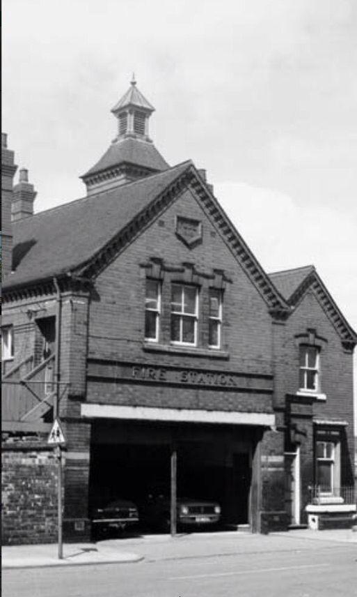 The Fire Station, Fenton, Stoke on Trent. Built in 1929