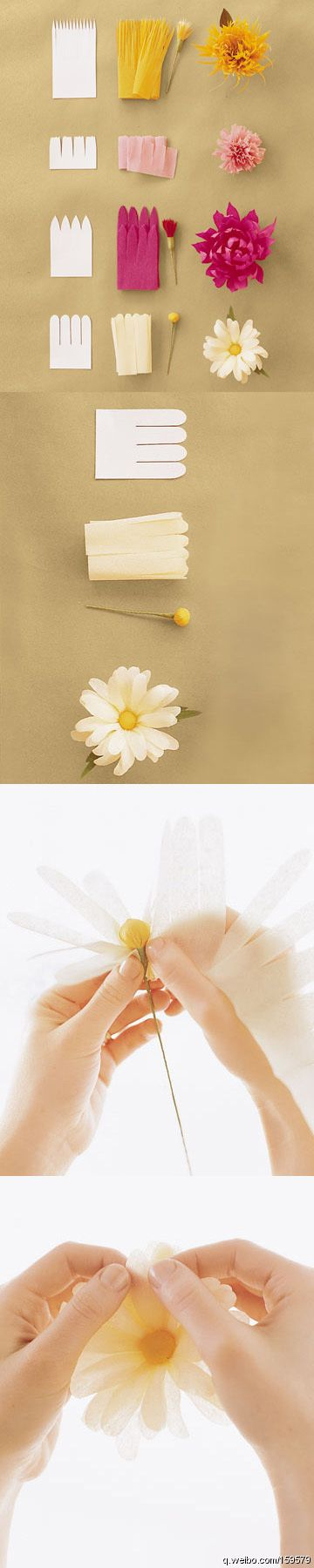 fake flowers #DIY ooooh I love these!!:)