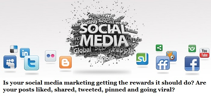 Social media marketing and reputation management.  http://www.effortless.it/social-networking.php