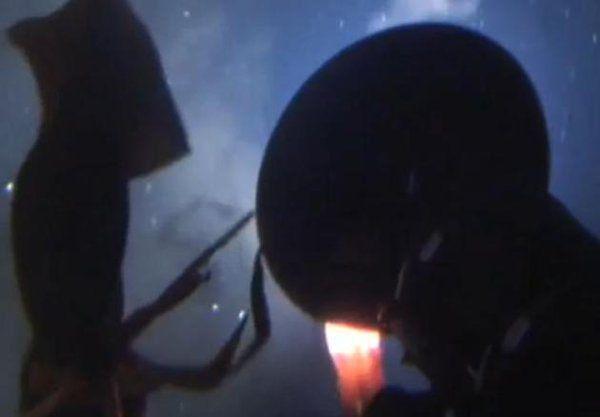 Riesenkrake attackiert U-Boot von Greenpeace - Yahoo Nachrichten Deutschland