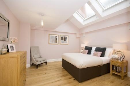 Wonham Mill - Bedroom