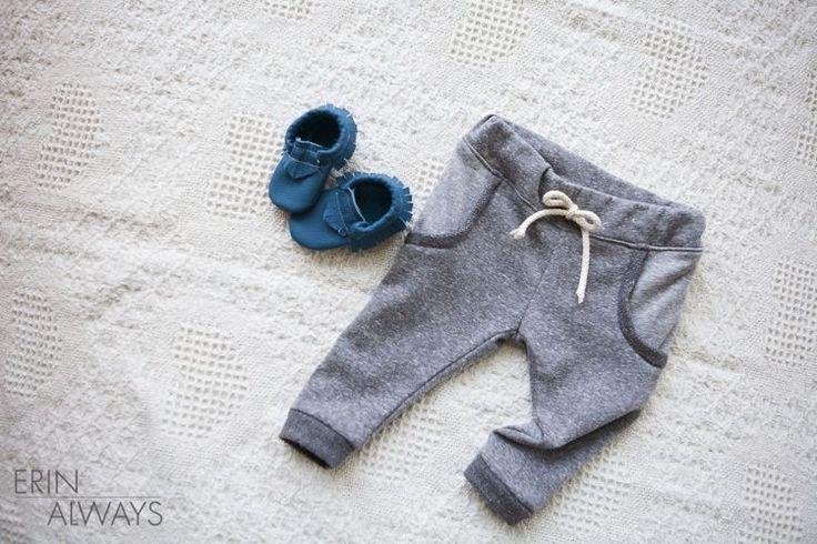 Baby Hudson Pants Tutorial