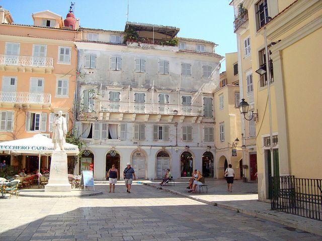 ~ Corfu Town, Greece ~