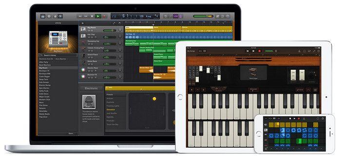 Add Spotify Music On Garageband Spotify Music Garage Band Music Converter