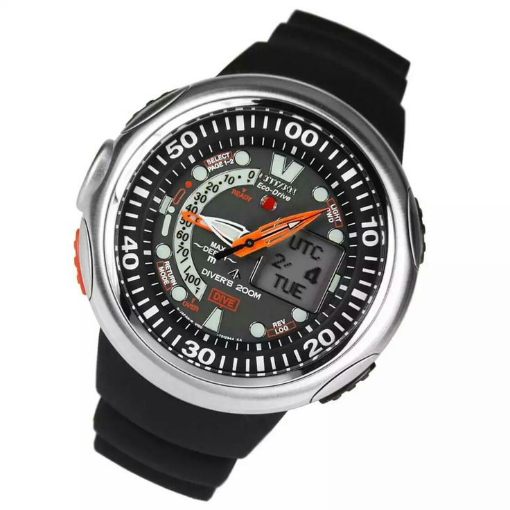 25 best ideas about citizen dive watch on pinterest men 39 s watches breitling watches for men - Citizen titanium dive watch ...